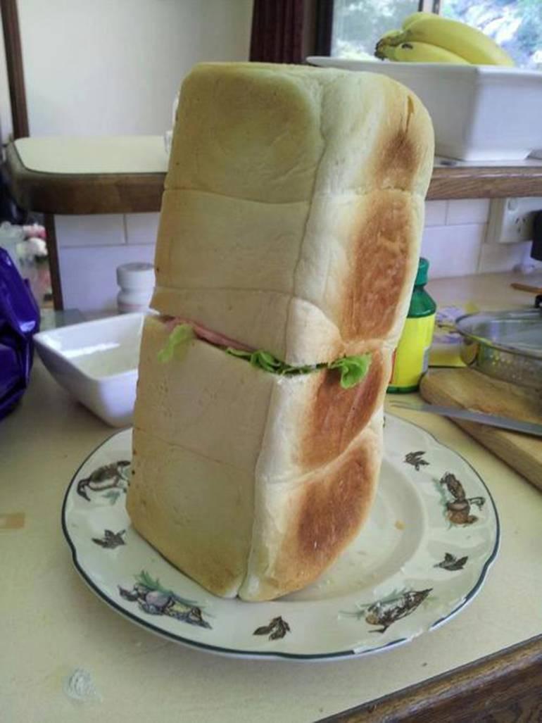 Сэндвич для худеющих