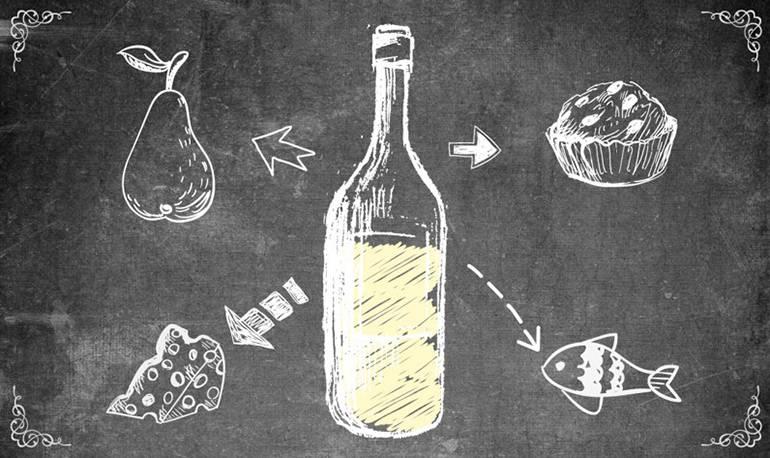 Еда и вино. Правильные сочетания вина и еды.