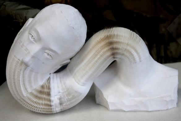 Живые скульптуры китайского дизайнера покоряют мир.