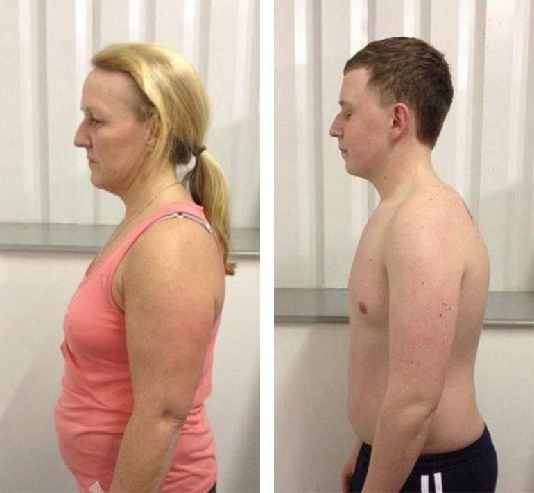 Мать и сын полностью изменили себя