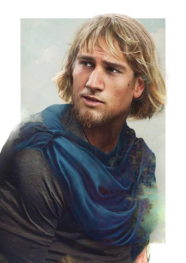 Капитан Феб из мультфильма «Горбун из Нотр-Дама»