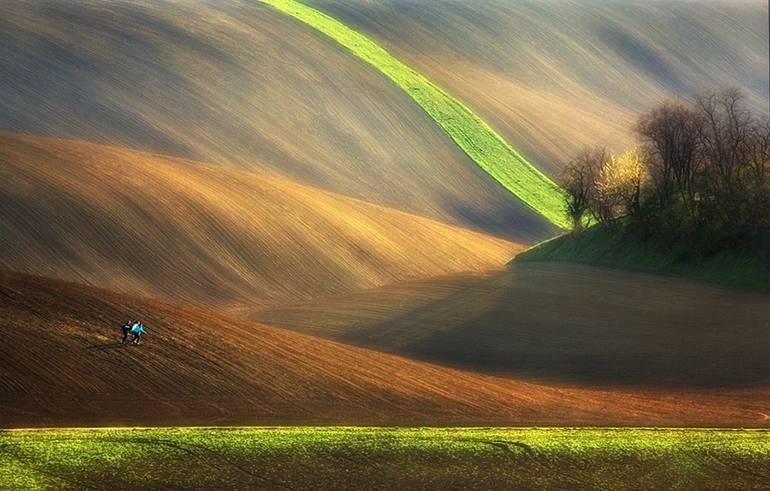 Моравия — один из самых живописных регионов Чешской Республики.