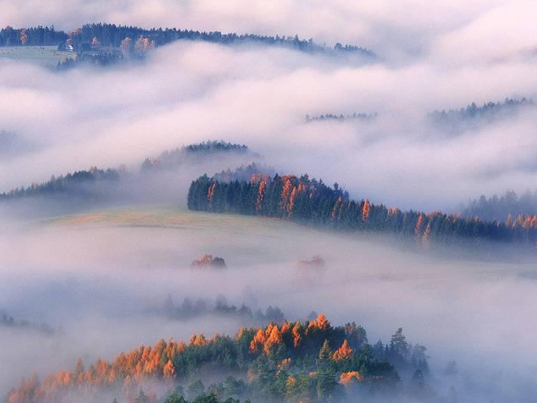 Осень в Богемии
