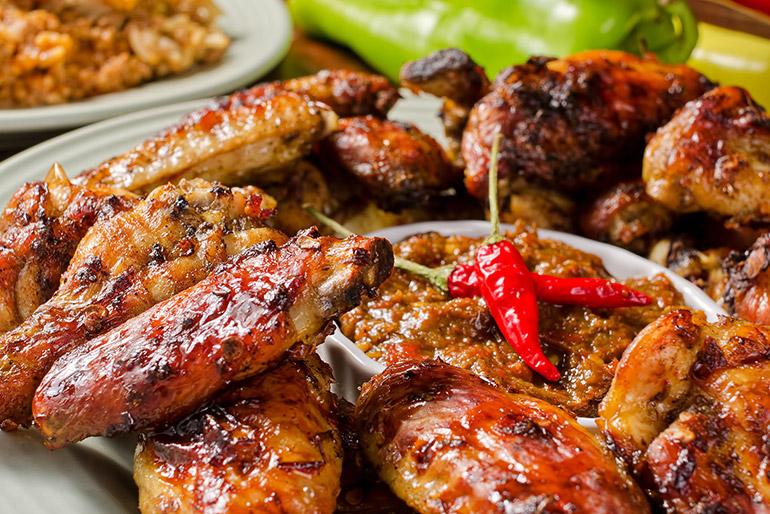 Экзотическая кухня острова Ямайка