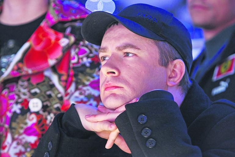 Андрей Данилко: «я мечтаю стать священником!»