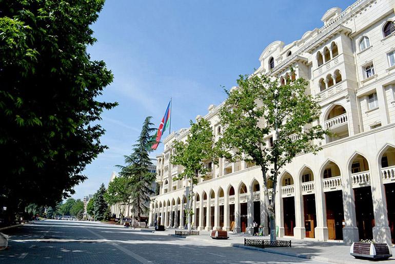 Удивительные города солнечного Азербайджана
