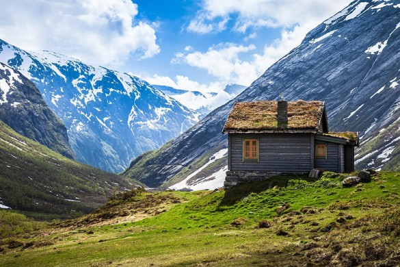 Далекая Норвегия