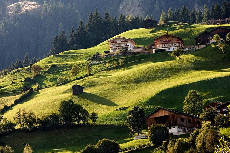 Мистическая Австрия