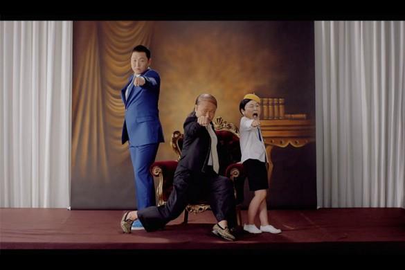 Новый хит от PSY взорвал интернет