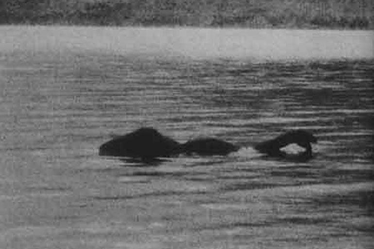 Тайны Озера Лохнесс
