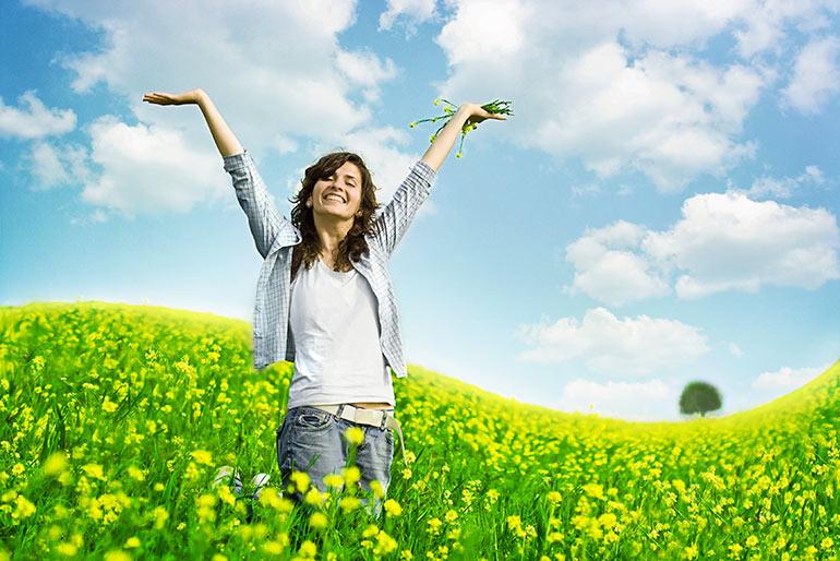 20 простых шагов к улучшению жизни