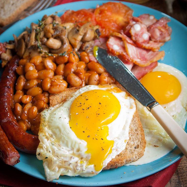 «Литературная кухня». «Гарри Поттер». Завтрак в Норе.