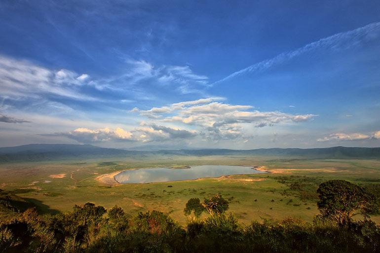 Нгоронгоро — восьмое чудо света