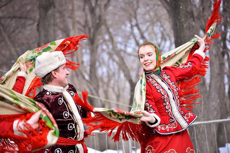 Подборка народных танцев со всего мира