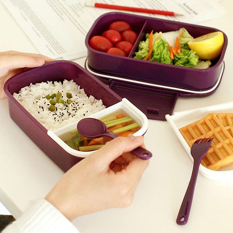 Ланч-бокс: 5 распространенных ошибок людей, которые берут еду в офис