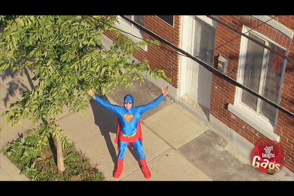 Супермен в реальной жизни