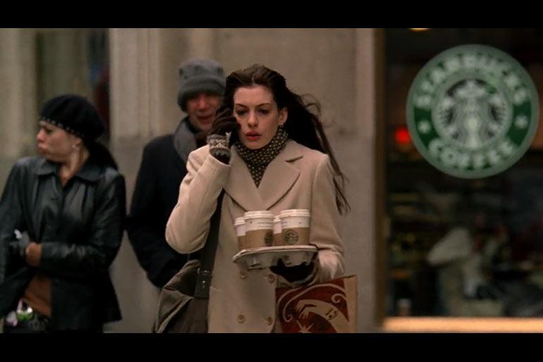 Кадр из фильма «Дьявол носит Прада»
