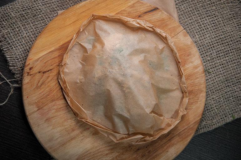 «Литературная кухня». Ниро Вульф. Куриное филе в пергаменте.