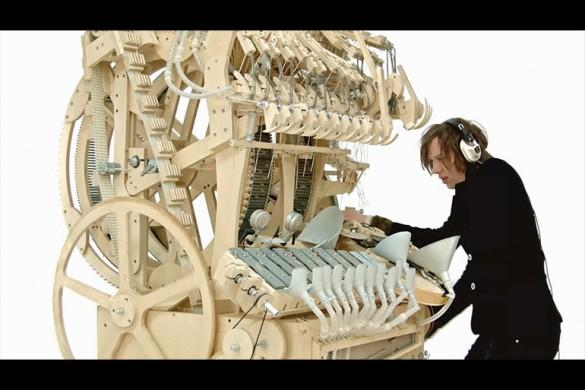 Музыкальный автомат-оркестр