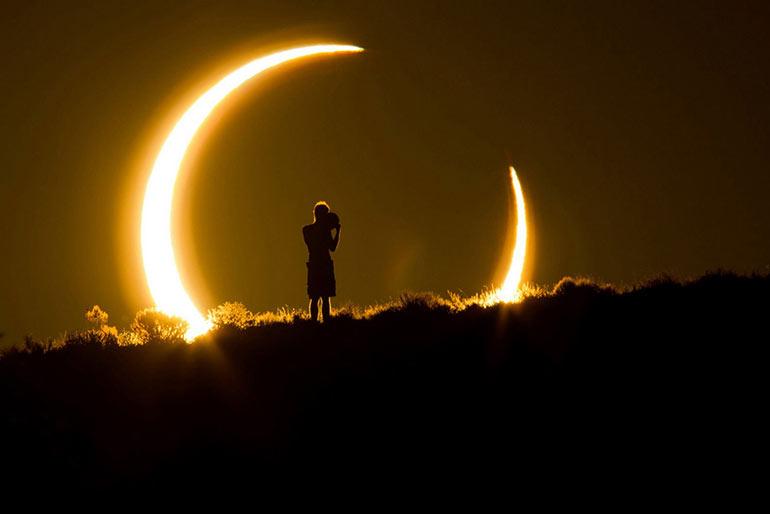 Солнечные и лунные затмения 2016