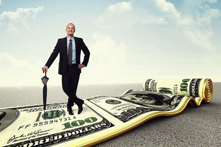 Хочешь стать богатым? Изменяйся и рискуй!