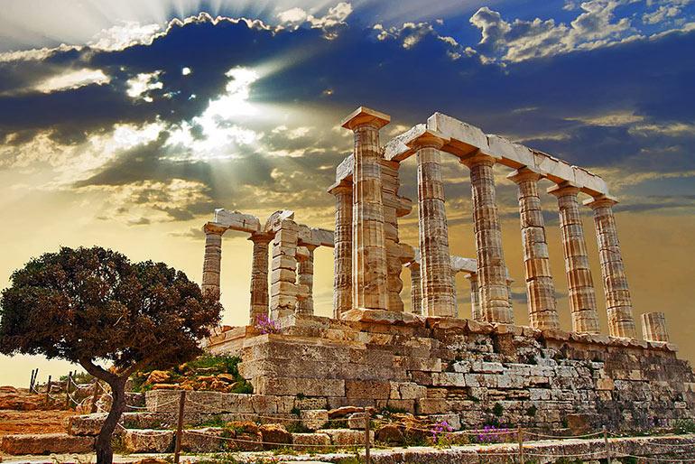 Афины — столица истории