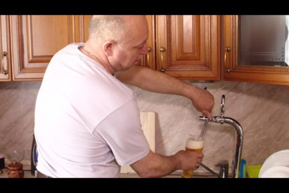 Пивопровод у себя дома