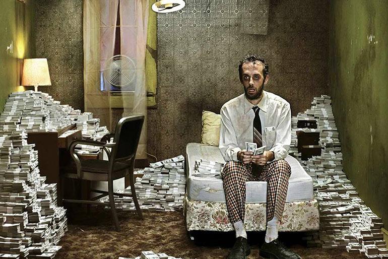 Существует ли зависимость от денег?