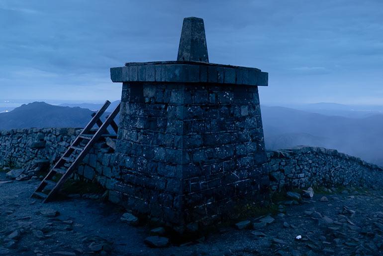 Гора Слив-Донард — самая высокая точка Северной Ирландии